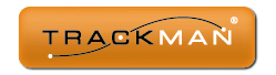 3 TrackMan logo badge